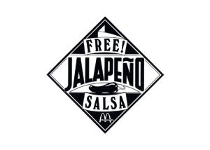Branding Mark for McDonald's Jalapeño Salsa
