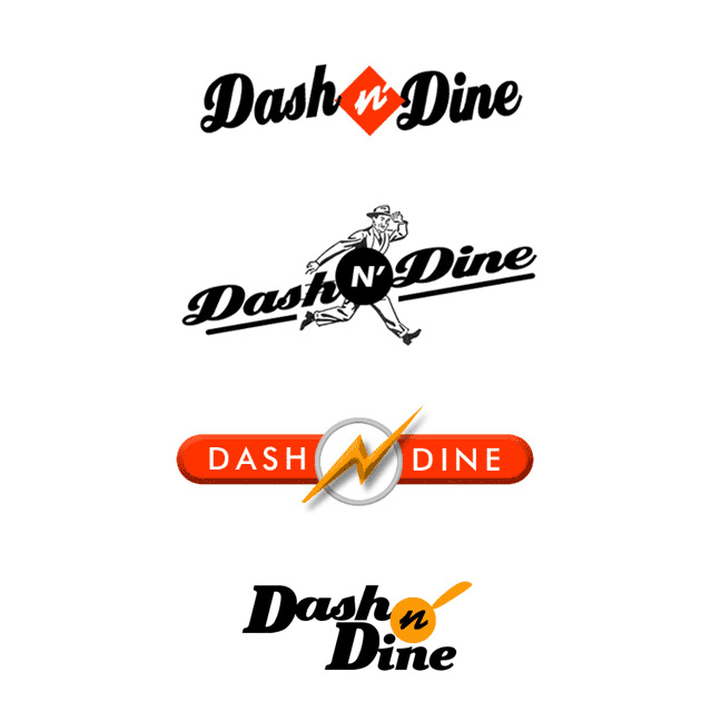 Dash n' Dine Alternate Designs