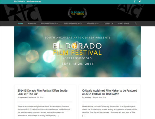 El Dorado Film Fest Website
