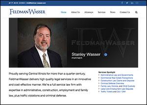 Feldman Wasser Law Firm Home