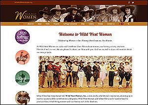 Wild West Women Home